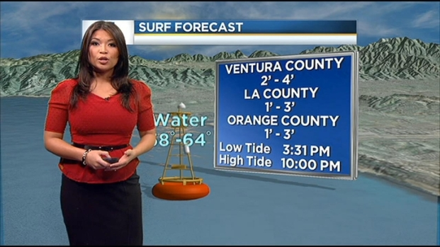 [LA] Weather Forecast: Thursday, December 13, 2012