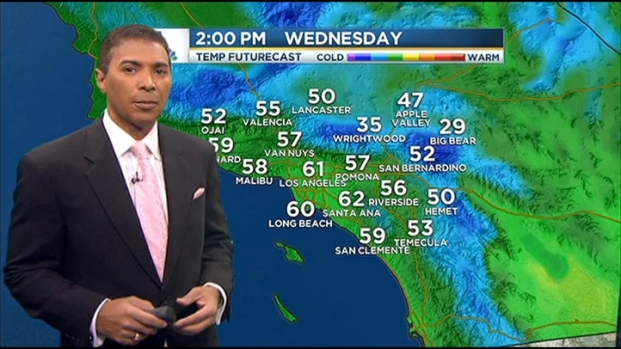 [LA] Weather Forecast: Wednesday, Dec. 26, 2012