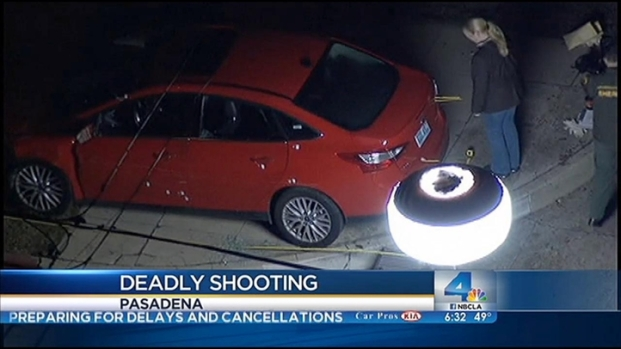 [LA] One Killed in Christmas Night Shooting in Pasadena