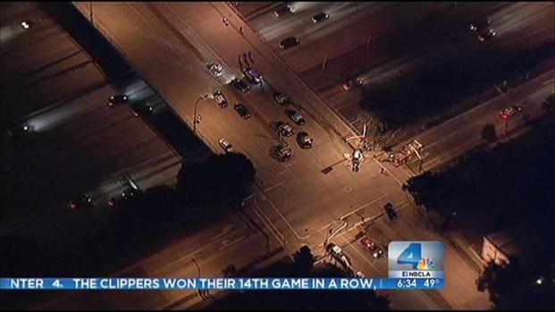 [LA] Woman, Boy Killed in Pasadena Crash