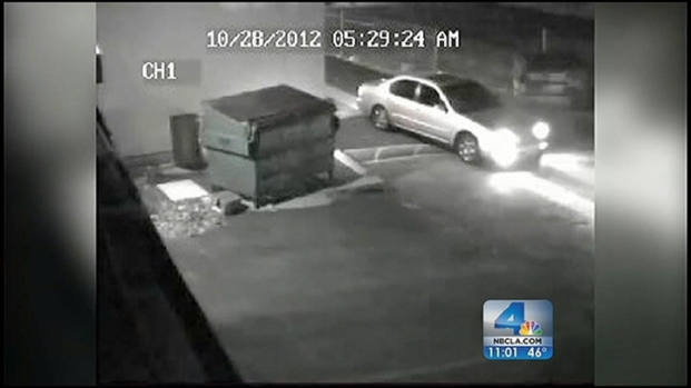 [LA] Police Hunt for San Fernando Valley Serial Arsonist