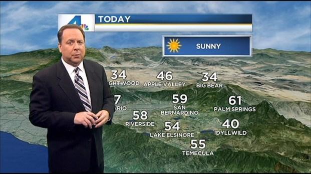 [LA] Weather Video: Monday, Dec. 31, 2012