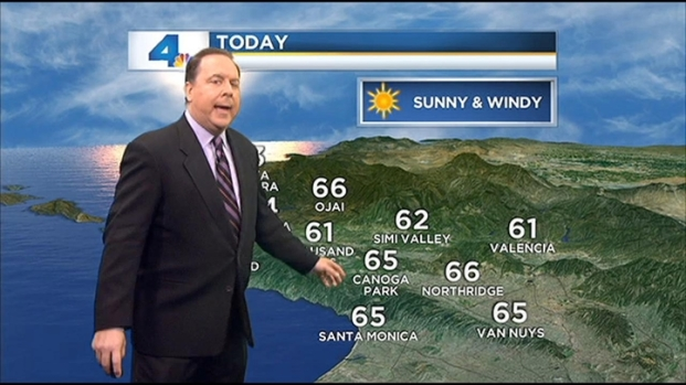 [LA] Weather Forecast: Wednesday, Jan. 2, 2013