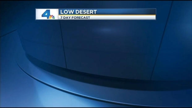 [LA] Weather Forecast for 1-6-13