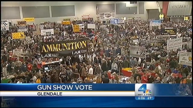 [LA] Glendale Gun Show Under Fire