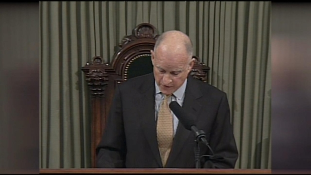 [LA] State of the State Address: Gov. Jerry Brown Discusses Delta Water Plan