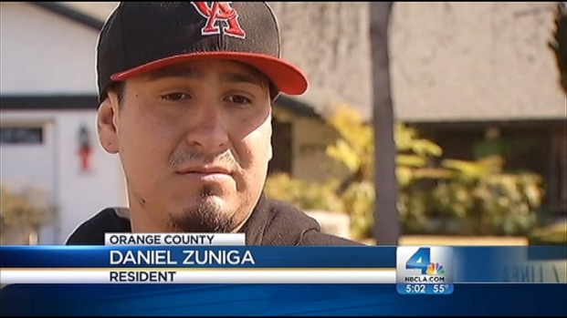 """[LA] Neighbor """"Freaked Out"""" By Discovery of Human Bones"""