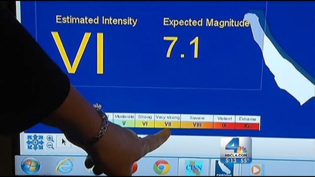 [LA] Quake Alert System Could Afford Angelenos Precious Seconds
