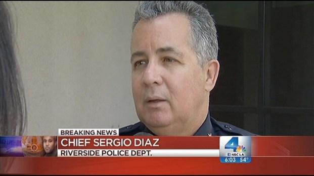 "[LA] Riverside Mourns Officer Killed in ""Cowardly Ambush"""