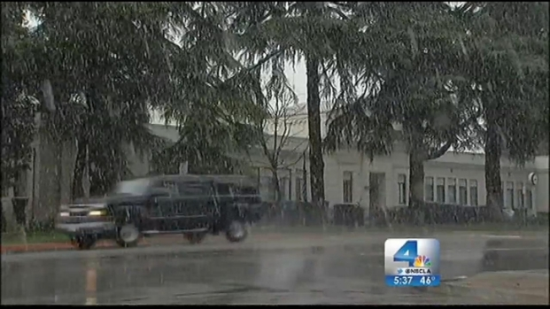 [LA] Storm Plays Hide-and-Seek in Inland Empire