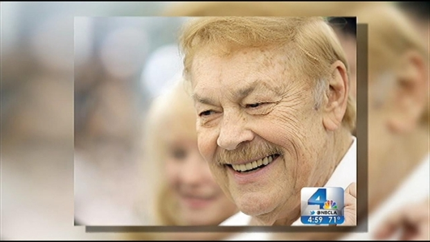[LA] Lakers Owner Jerry Buss is Hospitalized