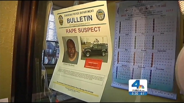 "[LA] 11-Year-Old Girl Among Victims of Alleged ""Serial Rapist"": Police"