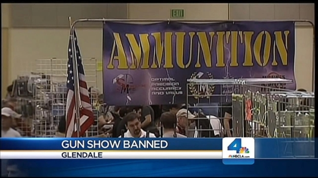 [LA] Glendale Bans Gun Shows on City Property