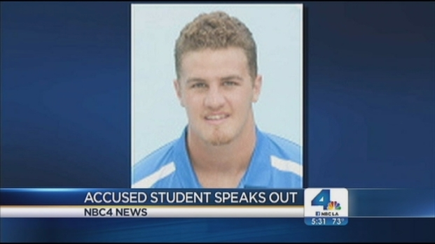 "[LA] UCLA Student Accused of Rape Says He's ""Totally Innocent"""