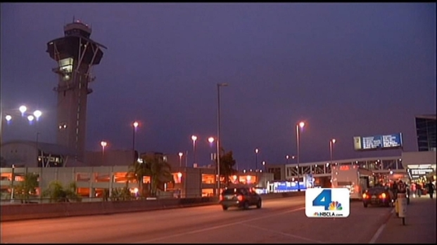 "[LA] LAX at ""Ground Stop"" Same Day Furloughs Are Enacted"