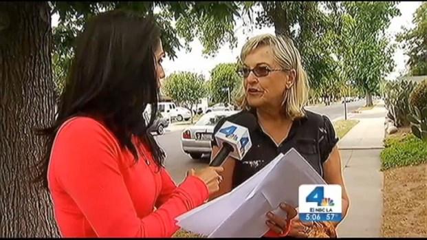 [LA] Neighbors Elated by Northridge Kidnapping Suspect's Arrest
