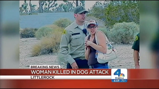 [LA] Pit Bulls Maul Woman to Death