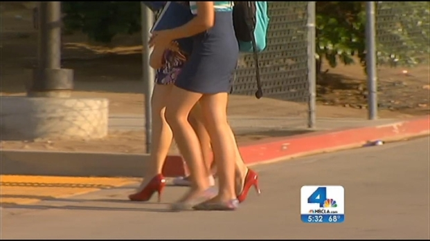 [LA] High School Students Could Face Felony Charges in Sexting Scandal