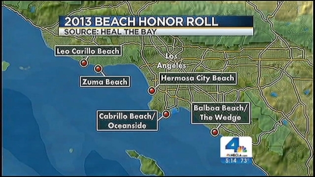 "[LA] Four of Top 10 ""Beach Bummers"" Are in LA County"