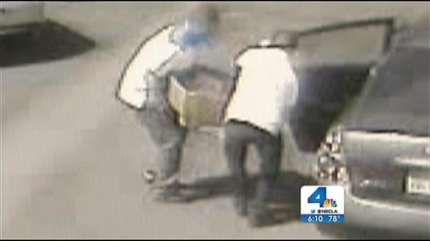 [NATL-LA] Dognappers Caught on Camera; Three Puppies Still Missing