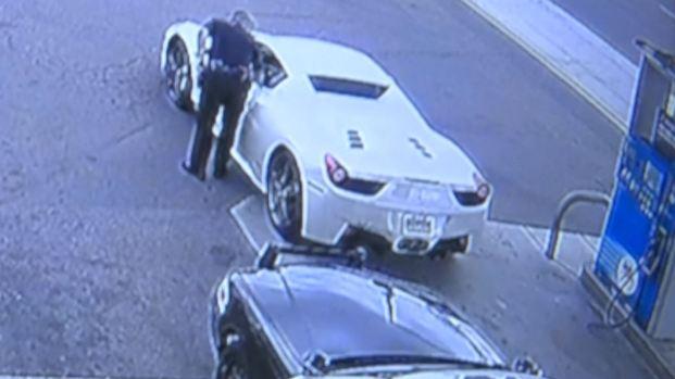 [LA] $340,000 Ferrari Taken in For Service Stolen From Orange County Dealership