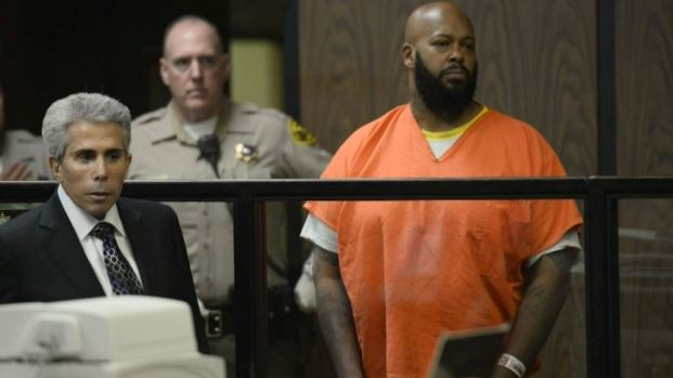"[LA] ""Suge"" Knight Hospitalized After Plea in Murder Case"
