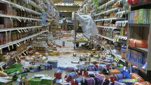 6.0 Quake Rocks Bay Area