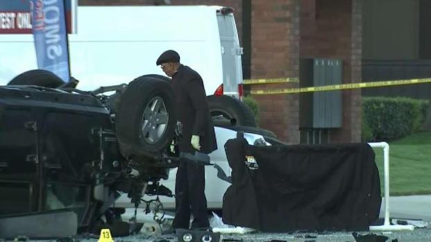 [LA] 4 Dead in Santa Ana Crash