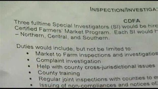 [LA] Cleaning Up Fraud at local Farmers Markets