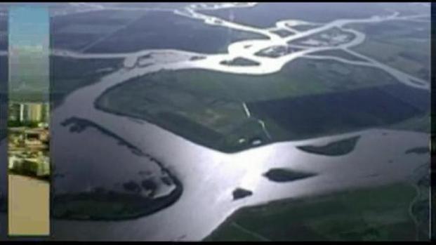 [LA] Water Levels Rise in California Reservoirs