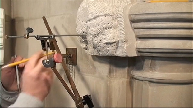 [DC] National Cathedral Unveils Rosa Parks Carving