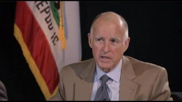 [LA] NewsConference: Part 2 of the Interview With Gov. Jerry Brown
