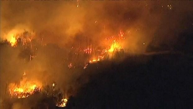 [DGO] Riverside County Brush Fire