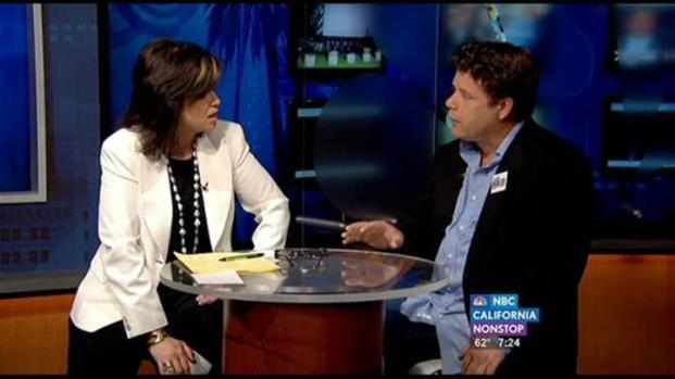 [LA] Actor Sean Astin's New Role: Campaign Manager