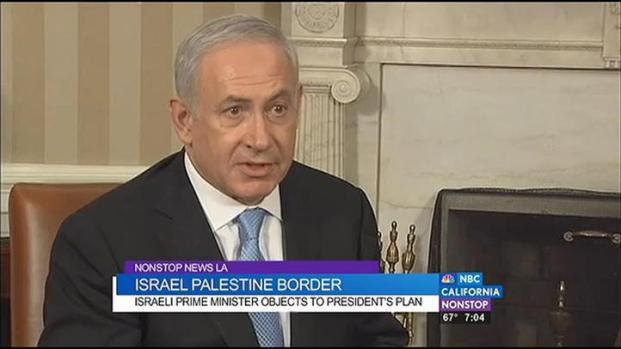 [LA] Netanyahu Says No Way To Obama's Plan