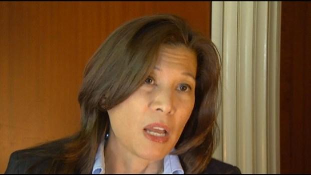 [LA] NewsConference: Ca. Supreme Court Justice Tani Cantil-Sakauye