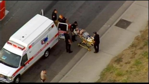 [LA] 60 Freeway Pursuit Ends In Gunfire