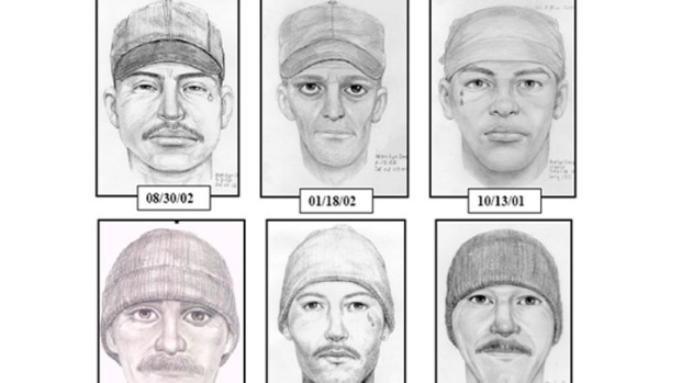 [LA] Cops Hope Sketches Lead to Serial Assault Suspect