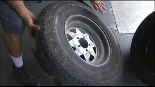 [LA] Tire Problem May Have Contributed to Crash