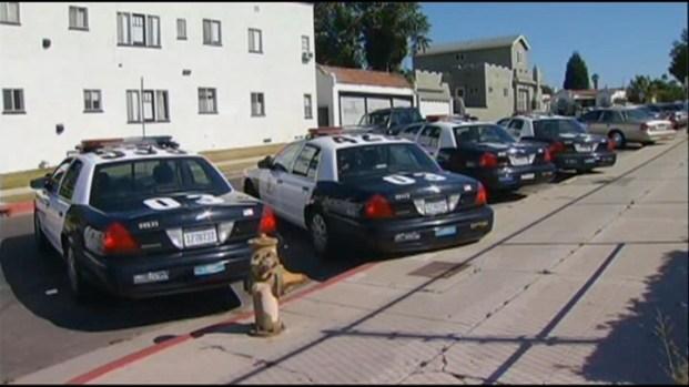 [LA] Search for Gunmen Who Shot Cop