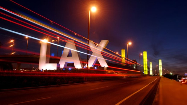 [LA] LAX Travelers Hit With Delays From Winter Storm