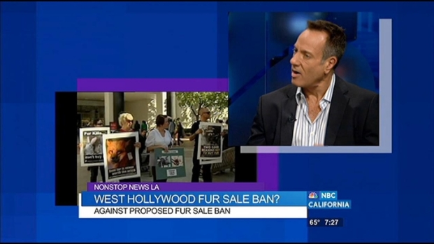 [LA] No on West Hollywood Fur Ban