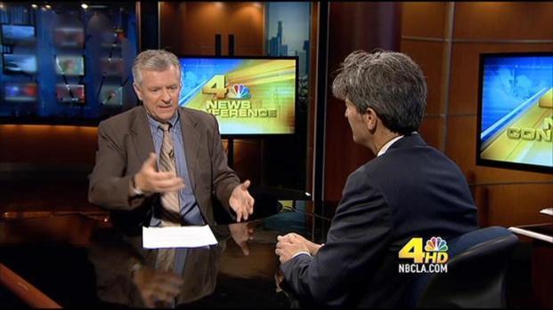 [LA] NewsConference:  David Crane, University of California Regent