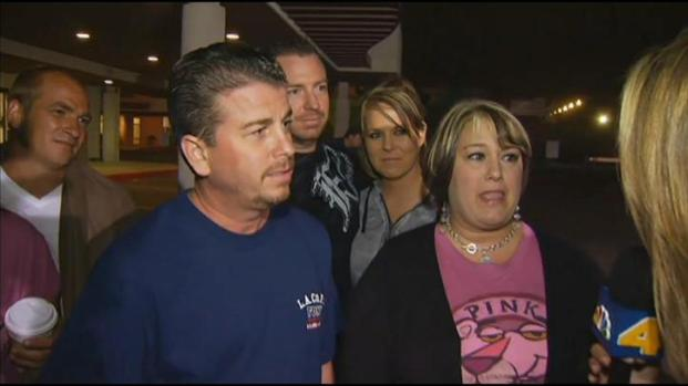 [LA] Family Describes Rescue Six Days After Man's Crash Off Cliff