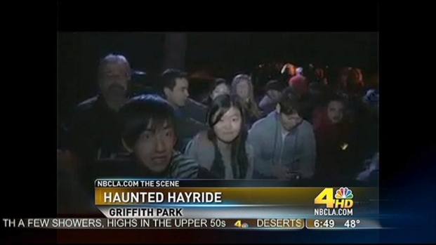[LA] Weekend: Haunted Hayride, CicLAvia, Mole Fair