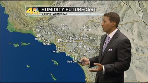 [LA] Weather Forecast: Wednesday, October 12, 2011