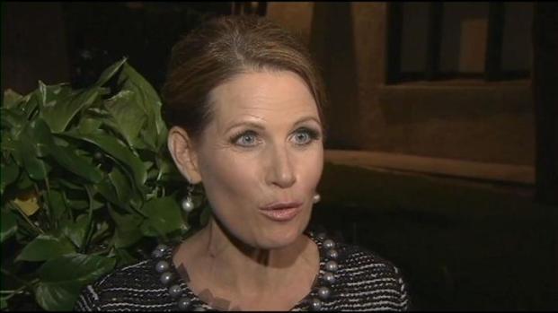 [LA] Michele Bachmann Campaigns in Pasadena