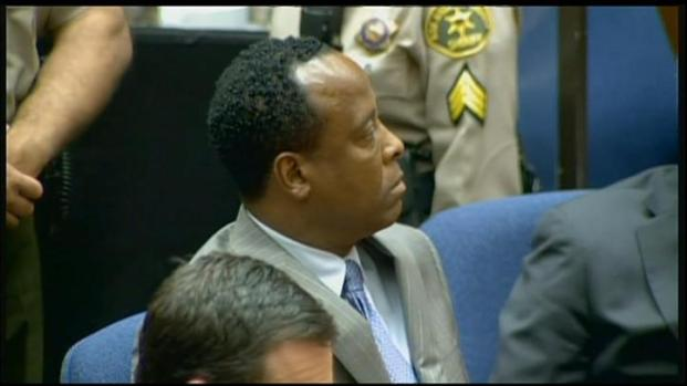 [LA] Conrad Murray Goes to Jail