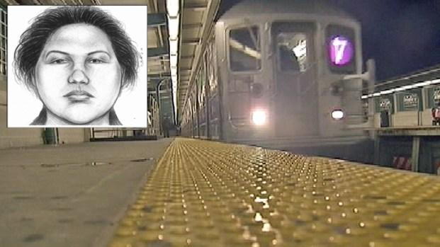 [NY] Cops Seek Suspect in Deadly 7 Train Push