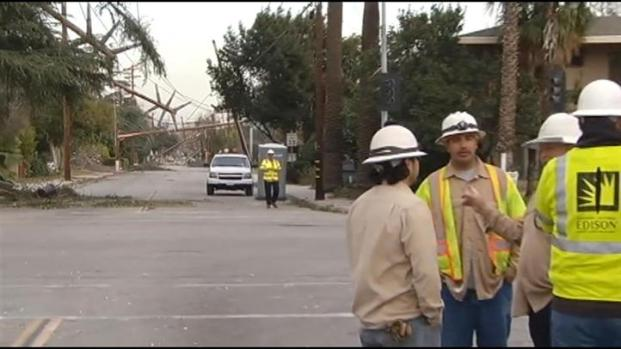 [LA] Clean-up Begins in Temple City